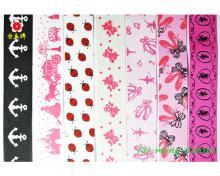 提花緞帶,印花緞帶