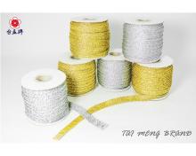 金蔥 銀蔥 扁織帶