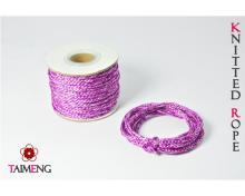 臺孟牌特殊配色針織繩